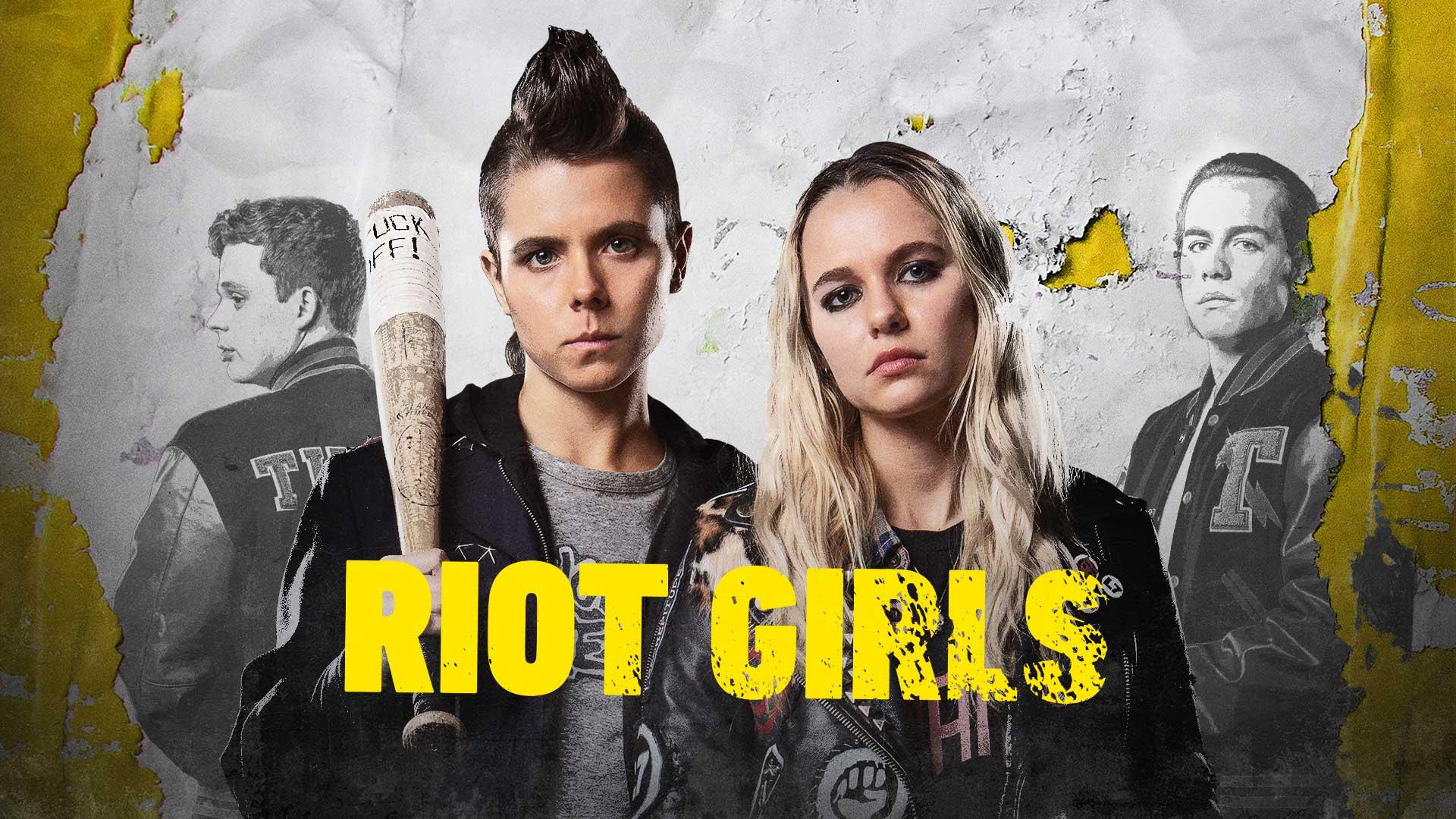 Riot Girls Poster
